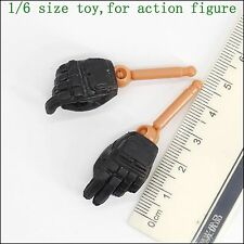 XB34-06 1/6 Scale HOT Female Glove Hands #16 Fit ZC TAKARA CG CY TOYS