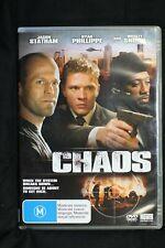 Chaos - Jason Statham  - R4 - (D470)