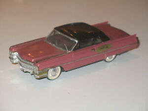 Ideal Motorific Classic Cadillac Coupe with chassis and motor