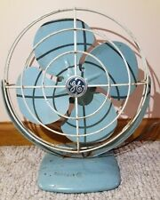 Rare GE General Electric turquoise fan F11A103