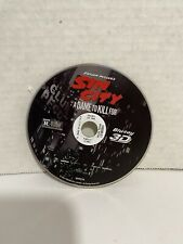 Frank Millers Sin City: A Dame to Kill For (3D Blu Ray, 2014) - disc only