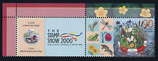 Slovenia 423 + label MNH World Environment Day, Flowers, Insects, Frog