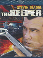 Blu-Ray the Keeper with Steven Seagal New Sealed 2009