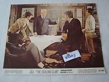1969 THE SICILIAN CLAN Alain Delon Movie Lobby Card Press Photo 8 x 10 O