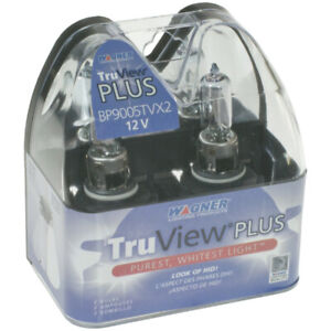 Headlight Bulb-Truview Plus Wagner Lighting BP9005TVX2