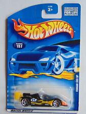 2001 Hot Wheels Ferrari 333 SP Diecast