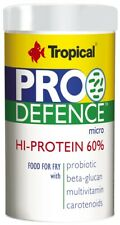 TROPICAL Pro Defence Micro size 100ml/60g For everyday feeding of the fry