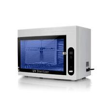 UV Sterilizer Disinfection Box Dental Ultraviolet Sterilization Cabinet 15L 220V