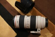 Canon EF 70-200 mm F/2.8L IS USM Telephoto Lens (2751B002)
