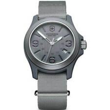 Victorinox 241515 Men's Quartz Wristwatch - Gray