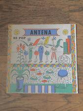 ANTENA - BE POP - ELECTRO POP,FUNK/SOUL - DISQUES DU CREPUSCULE,FRENCH PRESSING!