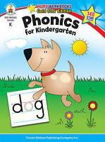 NEW Phonics for Kindergarten, Grade K (Home Workbook)