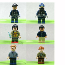 LEGO Jurassic World Minifigures 75929 75933 - Brand New - SELECT YOUR MINIFIG