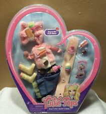 """NEW Cutie♡Pops """"Day in the Park"""" Wear, Doll Clothing Set, Jada Toys 2012 Pink"""
