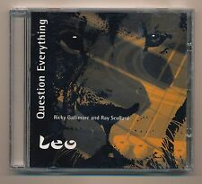 Leo Question Everything CD Ricky Guillimore
