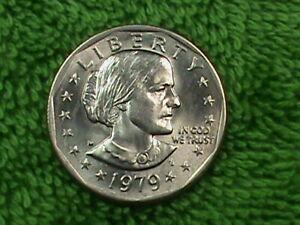 UNITED STATES 1 Dollar 1979 P UNC