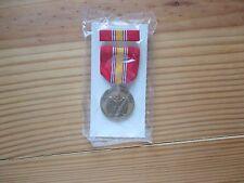 National Defense Service Medal Set Regular Size 1N192 1992