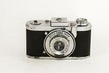 Zeiss Ikon: Tenax I (570/27)  novar 3.5  f3.5 cm 1948 24x24 premier modèle