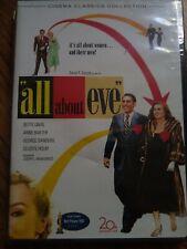 All About Eve 1950 (Dvd, 2008, 2-Disc Set, Bette Davis) New