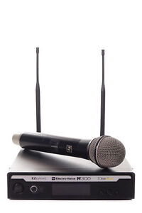 Electro-Voice R300-HD-C R300 Handheld Wireless System with PL22 Dynamic Microph…