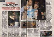 Coupure de presse Clipping 1989 Desireless   (2 pages)