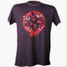 Kiss Official Winterland / Worn Look - T-Shirt ( Medium )