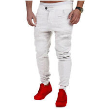 Men Jogger Sportwear Baggy Casual Harem Pants Slacks Dance Trousers Sweatpants