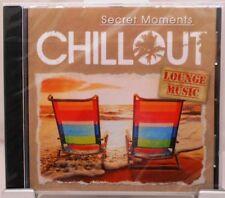 Chillout + CD + Secret Moments Lounge Music + Musik zum Entspannen und Genießen