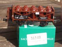 Sachsenmodelle 16140 Säuretopfwagen der DB Farbwerke Hoechst der DB Epoche 3
