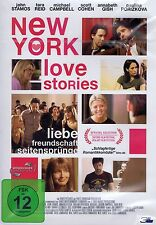 DVD NEU/OVP - New York Love Stories - John Stamos, Tara Reid & Scott Cohen