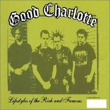 GOOD CHARLOTTE Lifestyles ACOUSTIC & VIDEO CD LIMITED