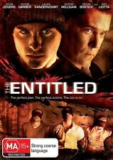 The Entitled (DVD, 2012) SEALED, R4  Ray Liotta