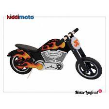 Kinder Laufrad / Kindermotorrad Chopper Design Flame