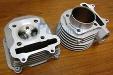 57mm Cylinder Head Kit GY6 150 Engine ATV GoKart Buggy Scooter Moped Quad H CK13
