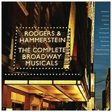 Various - Rodgers & Hammerstein: The Complete Broadway Music New CD
