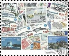 More details for greenland : 50 different stamps collection