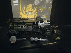 Transformers Titans Return Primitive Skateboarding Optimus Prime opened/complete