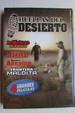 DVD - Latin - Puros Shakas:  5 Peliculas De Accion - La Fama Del Pistore