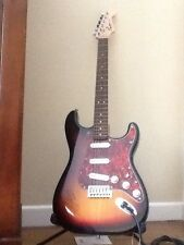 authentic Hunter Hayes autographed guitar