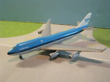 "HERPA WINGS KLM ASIA ""CITY OF DUBAI"" 747-400 1:500 SCALE DIECAST METAL MODEL"