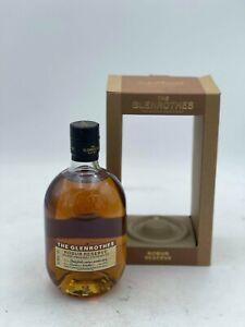 1 bouteille de whisky glenrothes robur reserve 1l 40°