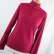 Berghaus Womens Size 16 Red Fleece Jacket