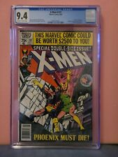 X-Men #137 CGC 9.4 Newsstand Edition | Death Of Phoenix