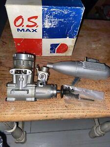rc plane Engine OS Max 40 SR