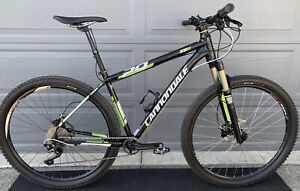 Cannondale Trail SL 29er Mountain Bike Large DT Swiss Raceface Affect KS Dropper