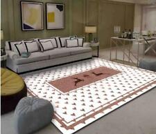 3D Elk Heart Non-Slip Rug Door Shower Play Mat Hearth Floor Carpet 294