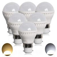 Buy 5 Get 1 Free 6 x B22 3W LED Globe Bulbs Light BC Glof Ball Lamp Spotlight UK