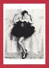 LOUISE BROOKS 1928 AMERICAN MOVIE ACTRESS DANCER VINTAGE PHOTO POSTCARD