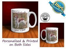 Kooikerhondje Personalised Ceramic Mug: Perfect Gift. (D072)