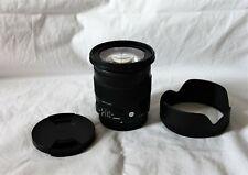 Sigma Contemporary 17-70 1:2.8-4 DC Objektiv für Canon DSLR sehr guter Zustand